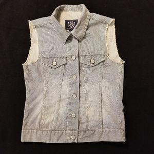 Rock & Republic Women's Vest Size S